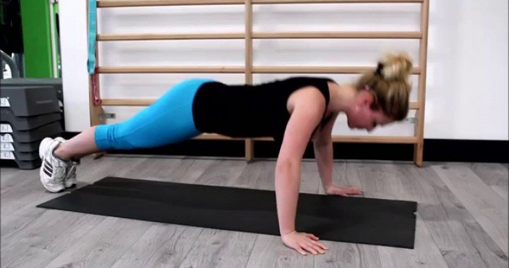 How to Do Push ups Exercise