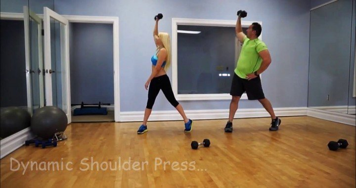 Full Body Workout  with Fitness Pro Jon Gallo and Guest Trainer Susan Elle Harmon