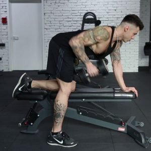 Single Arm Row Exercise